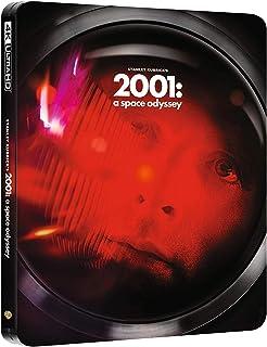 2001年宇宙の旅 4K Ultra HD+ブルーレイ 数量限定スチールブック仕様(3枚組)[リージョンフリー 日本語収録](輸入版)