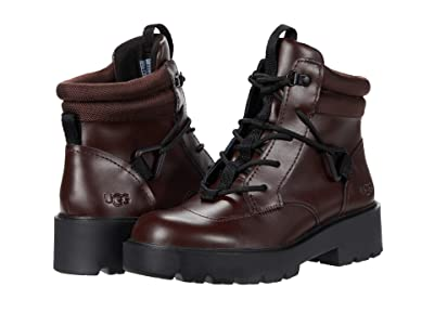 UGG Tioga Hiker (Burgundy) Women