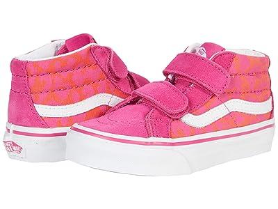 Vans Kids SK8-Mid Reissue V (Little Kid) ( Girls Shoes