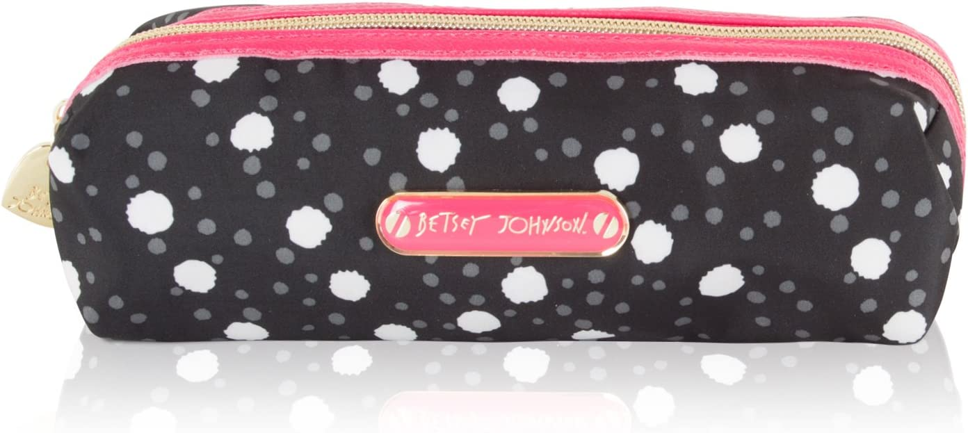 Betsey Limited time for free shipping Johnson Nylon Pencil - Spot Case New York Mall