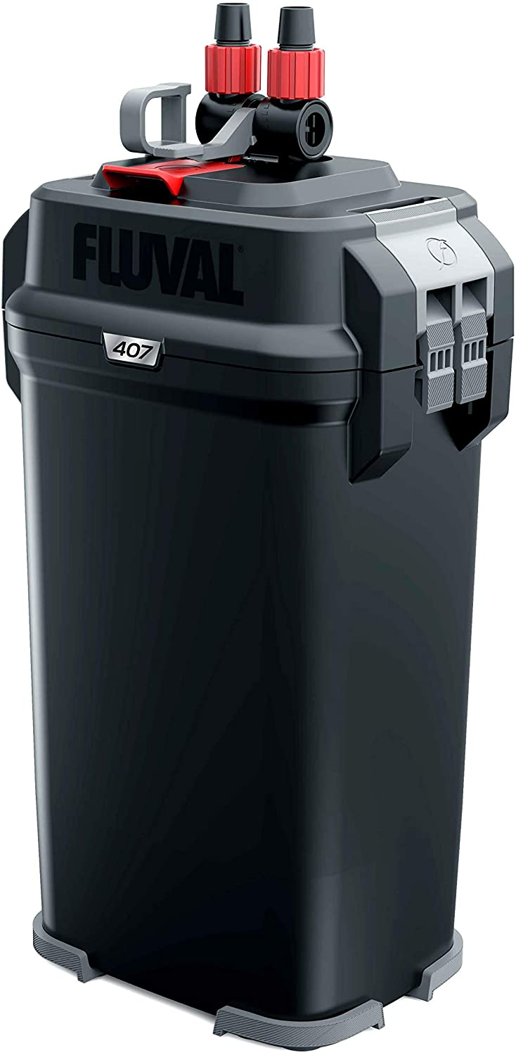 Fluval FX4High Performance Aquarium Canister Filter in the best canister filter review