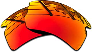 SEEABLE Premium Polarized Mirror Replacement Lenses for Oakley Flak 2.0 OO9295 Sunglasses