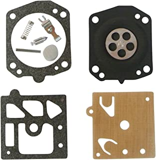 C/·T/·S Kit de r/éparation de carburateur Remplace Tillotson RK-15HU pour Poulan Micro 25 Husqvarna B440 36R 140R