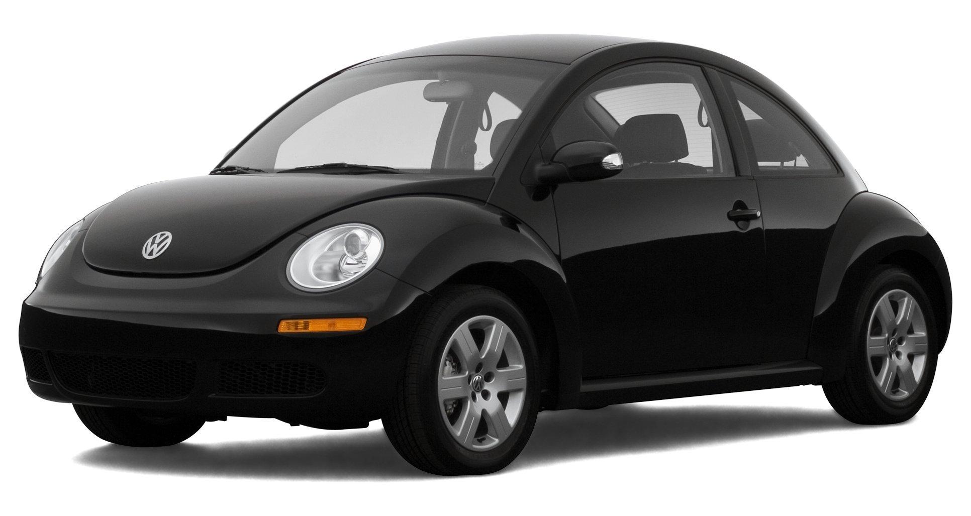 ... 2007 Volkswagen Beetle, 2-Door Automatic Transmission