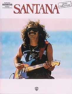 Santana: Authentic Guitar TAB