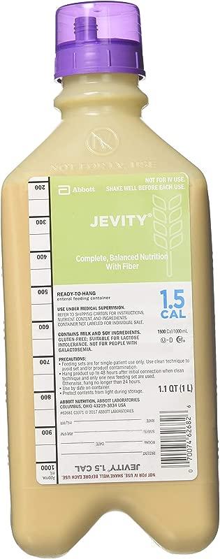 JEVITY 1 5 CAL RTH 1000ML CA Case Of 8