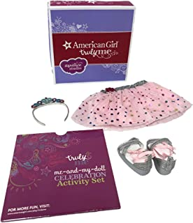 American Girl Truly Me Celebration Components for 18
