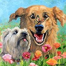 Diamond Art Australia,Diamond Painting A Funny Dog Full Drill Mosaic DIY Diamond Painting Cross Stitch Embroidery Home Dec...