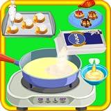 torta di giochi di cucina
