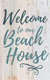 welcome to our beach house signs