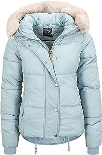 cc3a35569836b4 Suchergebnis auf Amazon.de für: winterjacken damen - Leder: Bekleidung