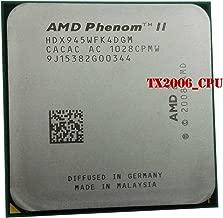 AMD Phenom II X4 945 3.0GHz CPU Processor Socket AM2+ AM3 938-pin