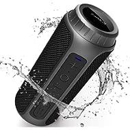 Zamkol Bluetooth Speaker 30W Waterproof Bluetooth Speakers Portable Wireless Loud Stereo Sound &...