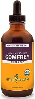 Herb Pharm Certified Organic Comfrey Liquid Extract - 4 Ounce