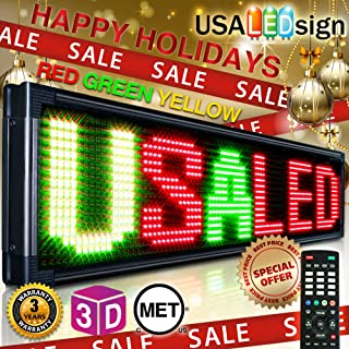 electronic marquee signs for sale
