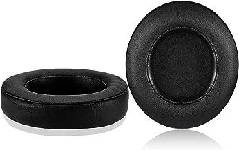 Kraken Pro V2 - Oval Earpads, JARMOR Replacement Memory Foam Ear Cushion Kit Pad Cover for Razer Kraken Pro V2 - Oval Ear Headphone ONLY – Oval (Black)
