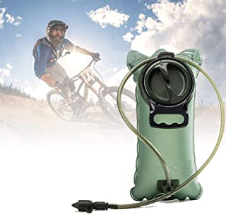 2L Hydration Bladder Bags Drinking Water Reservoir Pack System, Leakproof Backpack Water Bag for Sports Cycling, Camping, ...