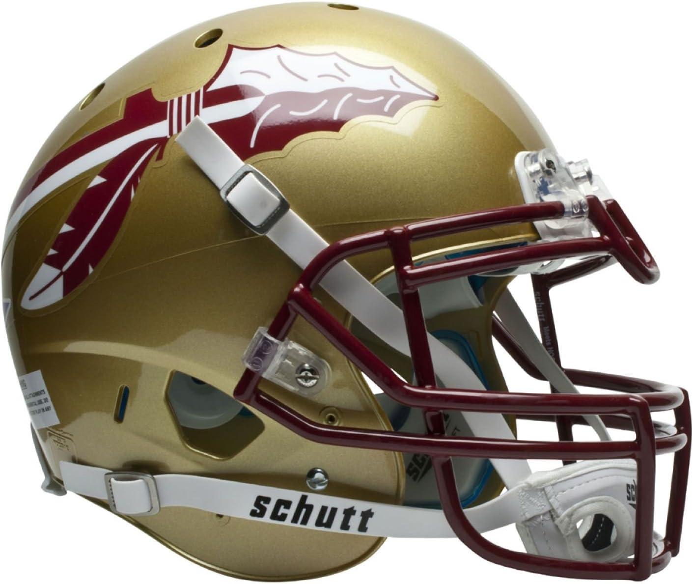 Schutt Max 78% OFF NCAA Max 56% OFF Florida State Seminoles XP Authentic Footba On-Field