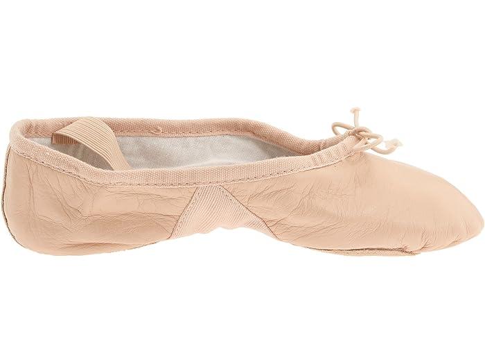 ,Pink,12 D US Little Kid Bloch Kids Footwear S0203G Bloch Dance Prolite II Ballet Flat Toddler//Little Kid