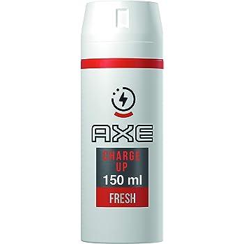 Axe - Adrenaline Charge Up - Desodorante antitranspirante en Aerosol para hombre, 48 horas de protección - 150 ml: Amazon.es: Belleza