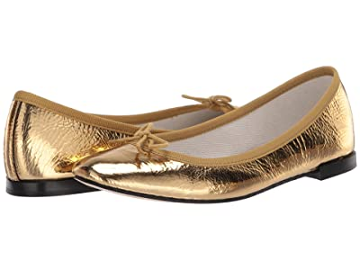 Repetto Cendrillon (Orange/Gold) Women