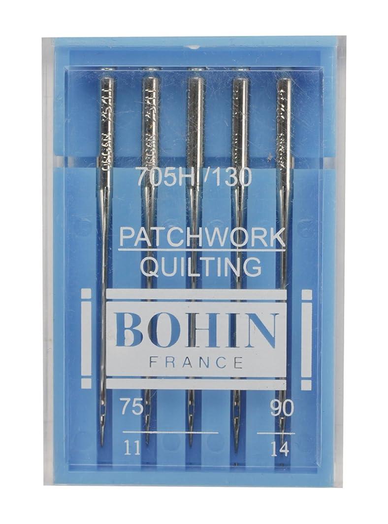 Bohin Sharps/Microtex Machine Needle Assorted Sizes 11/75 & 14/90