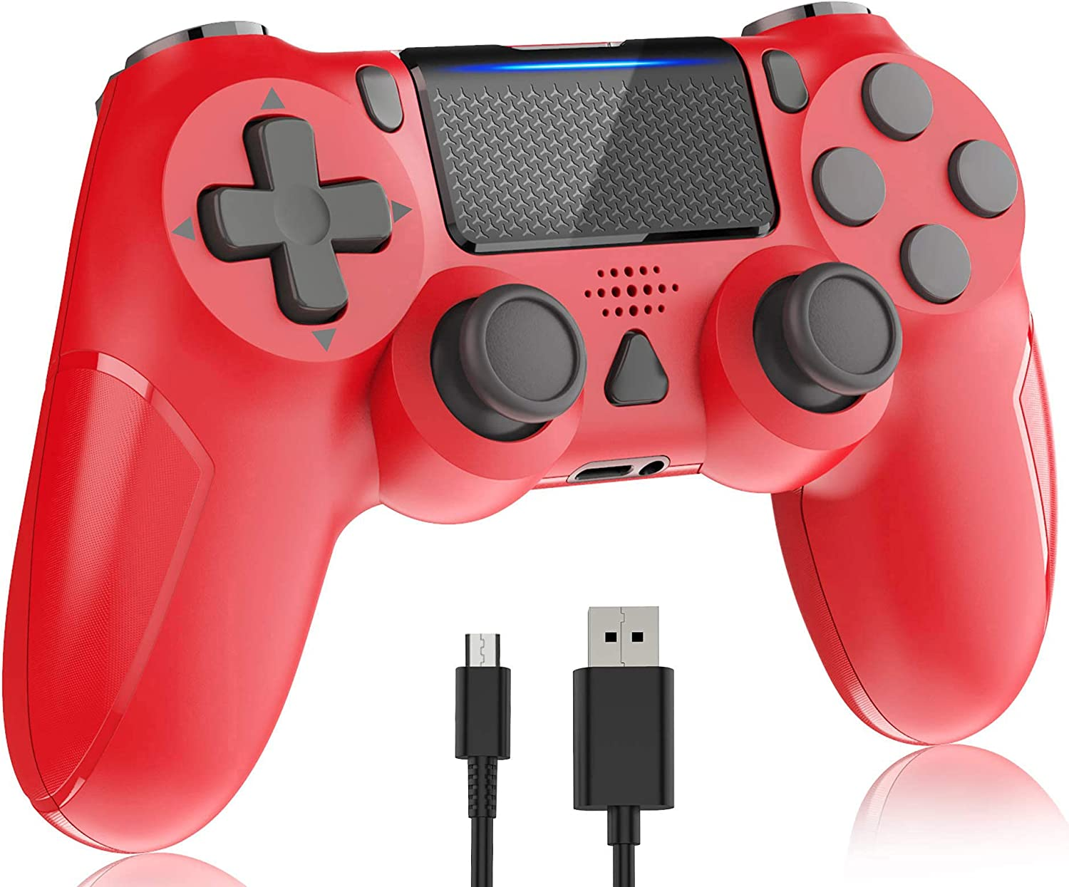 Wireless Controller for PS 1000mAh Same day shipping Y-Team ps4 Denver Mall 4