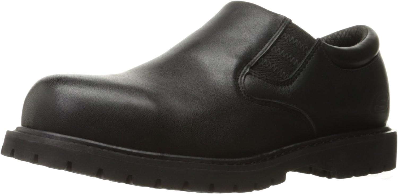Skechers Mens Cottonwood Coeburn Work shoes