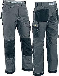 tela Nero Ginocchiere GRATIS SNICKERS 3214 pantaloni artigiani fondina tasca