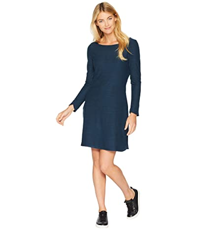 Toad&Co Intermosso Dress (Blue Wing Teal) Women