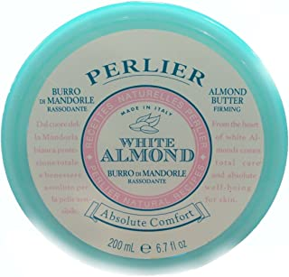Perlier White Almond Absolute Comfort Body Butter 6.7 oz