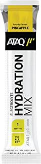 Sample - ATAQ Plant Based Electrolyte Hydration Mix, Pineapple, Hydra 4G Mineral Blend, Betaine to Aid Metabolism, No Arti...