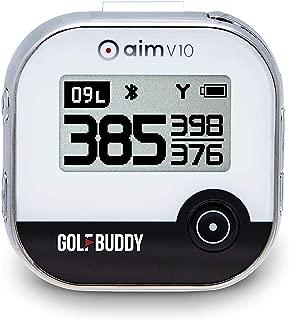 GOLFBUDDY aim V10 Talking Golf GPS