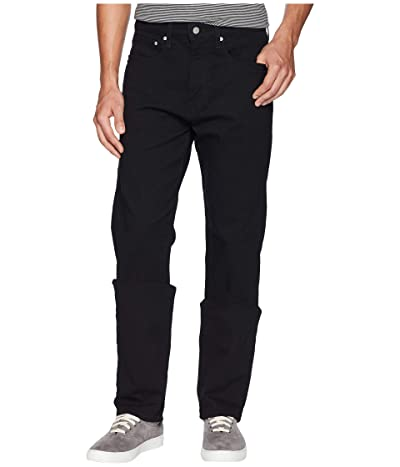 Calvin Klein Jeans Relaxed Straight Fit (Forever Black) Men