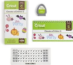 Cricut 2001801 Everyday Cartridge, Create a Critter 2