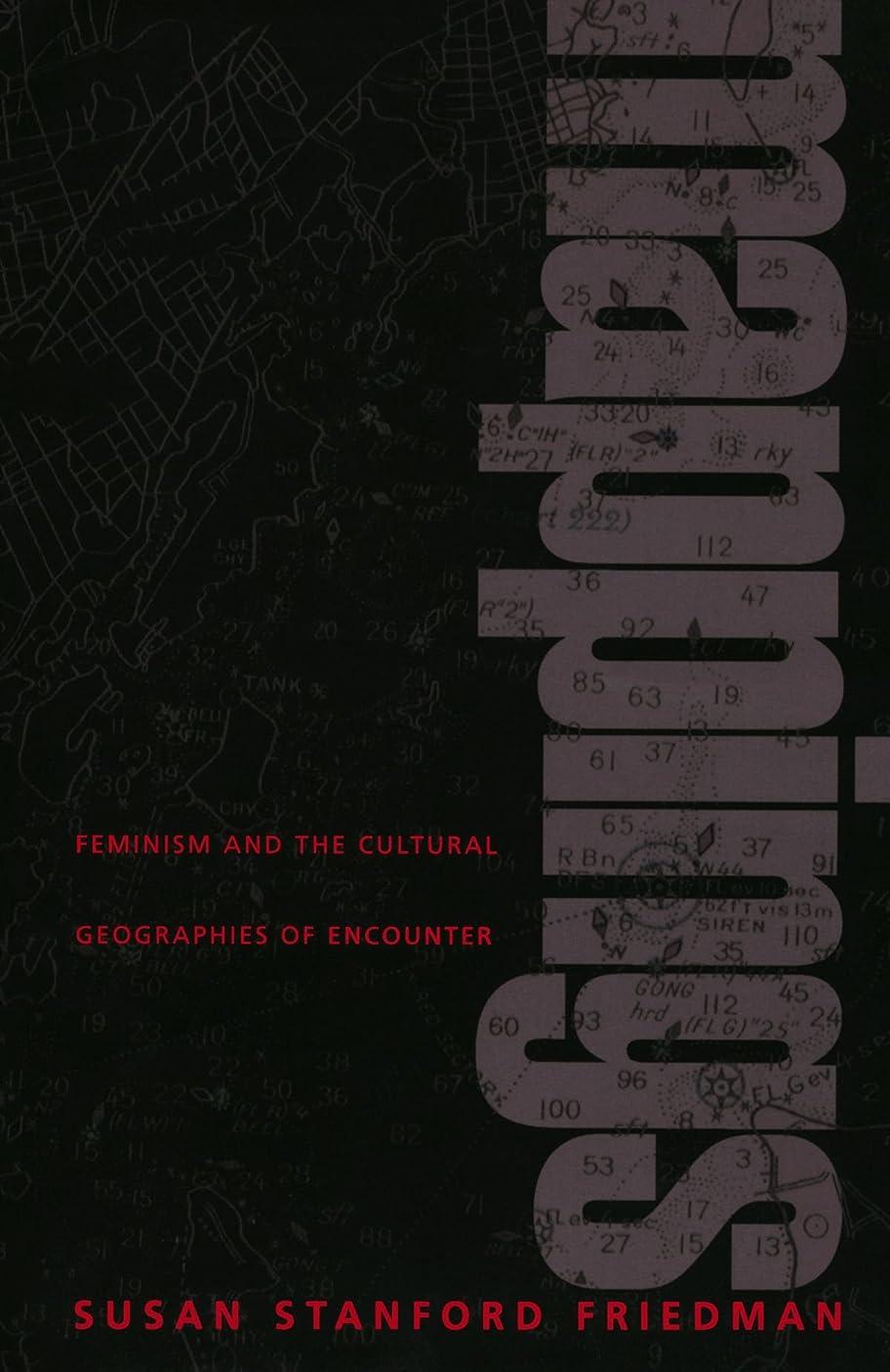 抑止するユダヤ人そうMappings: Feminism and the Cultural Geographies of Encounter