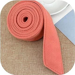 Surprise S Belt Waistband Wrap Woolen Sash Tie Wool Buckles for Overcoat Accessories