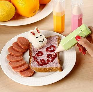 FERZA HOME 3pcs-Cake Decorating PenIcing Piping Bag Boquilla Consejos Fondant Cake Sugar Juego de