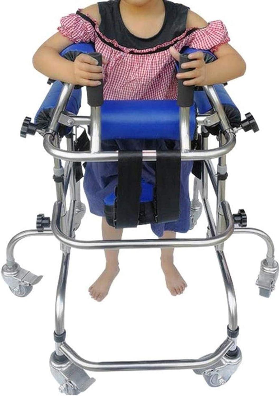 Super sale period limited SHRFC Medical Posterior Regular store Rollator Walker Tall Stand-up