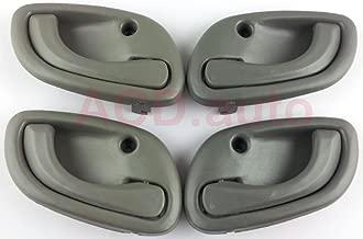 1995-2001 Suzuki Grand Vitara Inside Inner Internal Door Handle Left Right 4PCS(Grey) NEW 3154