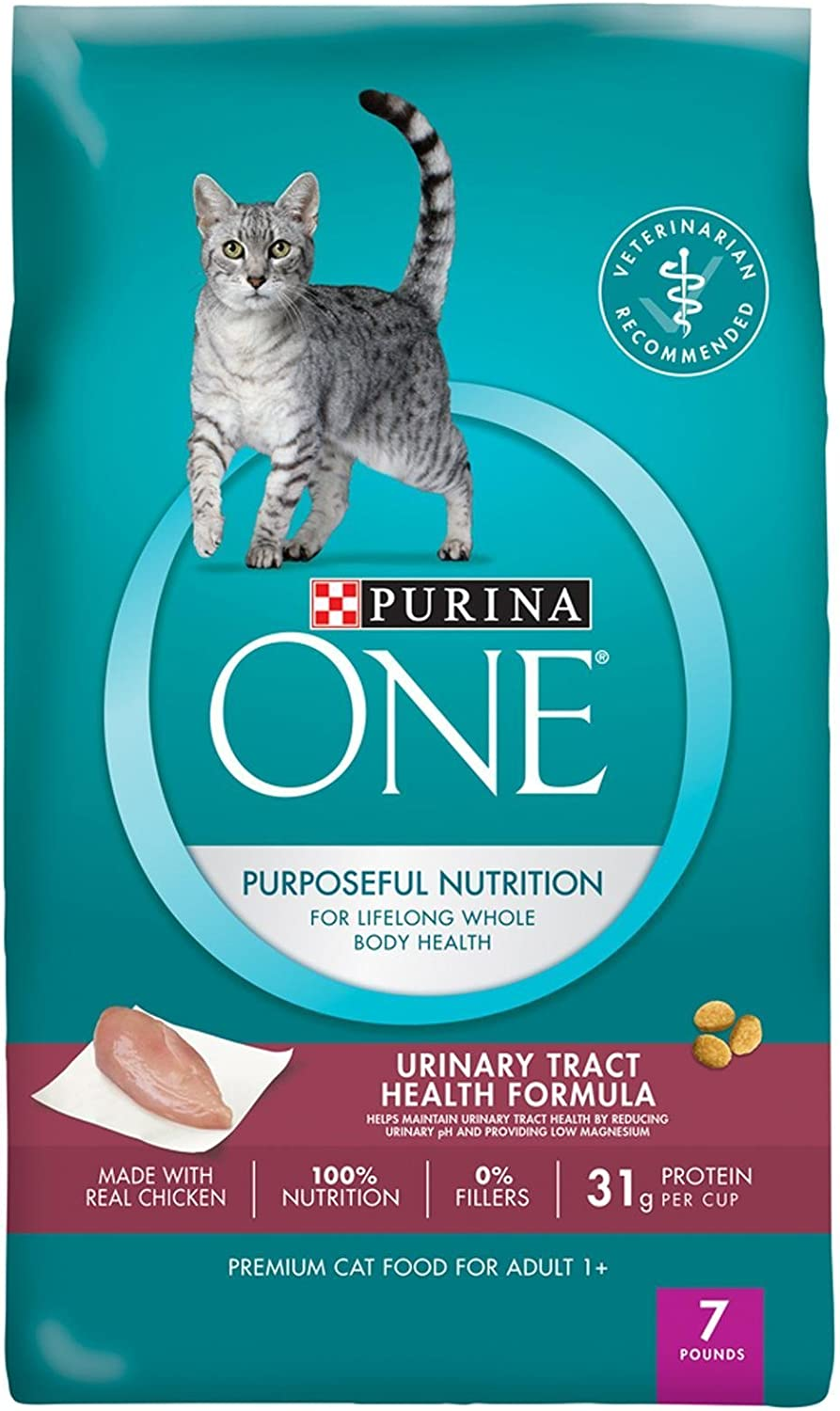Purina ONE At the price Purposeful 4 years warranty Nutrition Dry Cat - Urinary Food Tra Adult
