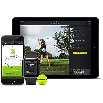 Zepp Golf 2.0 partenaire de l'analyse de vos swing 3D et du simulateur de club de golf,aides à la formation de swing de golf,accessoires de golf pour hommes, équipement d'entraînement de swing de golf