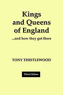 Kings & Queens of England: ...and how they got there...