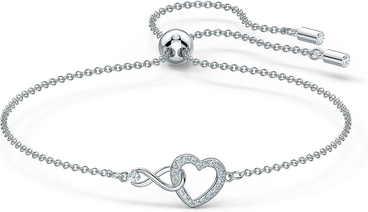 SWAROVSKI Women's Infinity Heart Jewelry Collections
