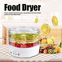 Gind Déshydrateur d'aliments, Machine de séchage des Aliments, Cuisine Durable à Faible consommation d'énergie 350W pour L...