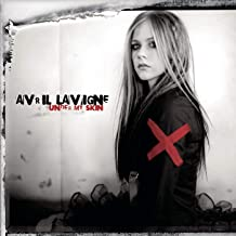 under my skin songs avril lavigne