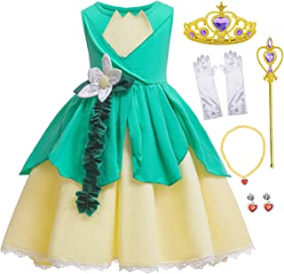 princess and the frog infant costume