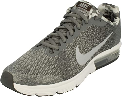 Nike Air Max Sequent 2 BG, Sneakers Basses Homme : Amazon.fr ...
