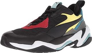 PUMA 男士 Thunder Spectra 运动鞋 Puma Black-puma 黑色 puma 白色 9.5 M US