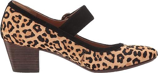 Leopard Tan Horse Hair